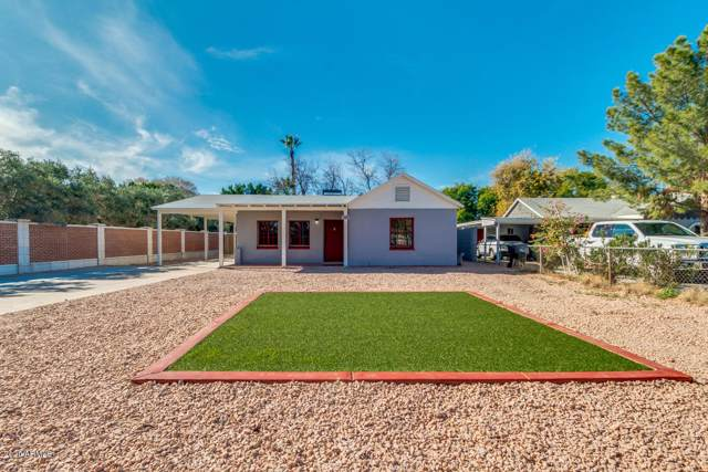 126 N Pomeroy Street, Mesa, AZ 85201 (MLS #6029734) :: The Bill and Cindy Flowers Team