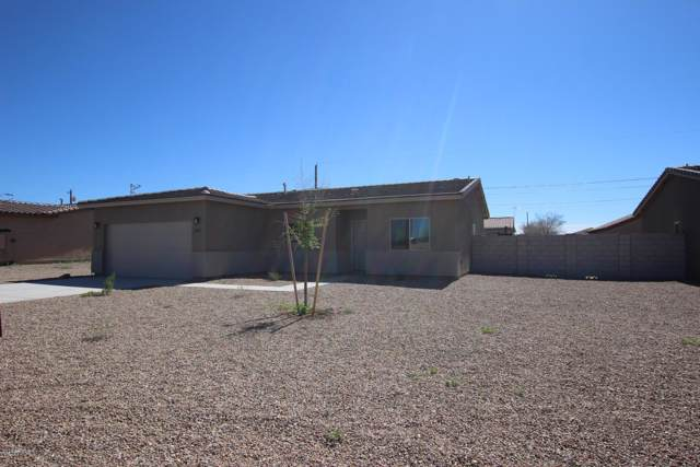 14456 S Redondo Road, Arizona City, AZ 85123 (MLS #6029741) :: The Kenny Klaus Team