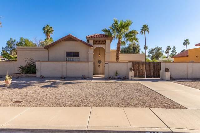 525 E Grandview Street, Mesa, AZ 85203 (MLS #6029797) :: The C4 Group