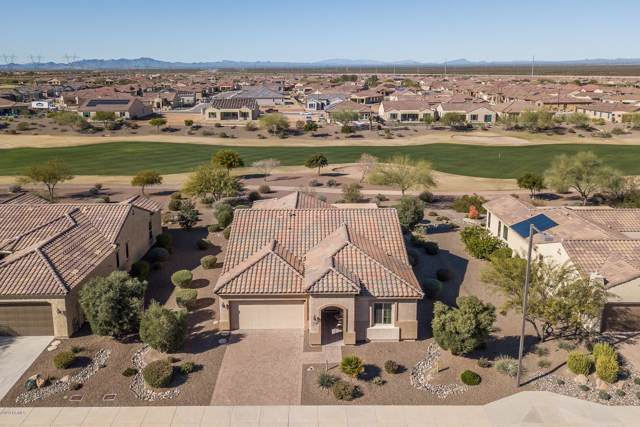 21272 N 262ND Lane, Buckeye, AZ 85396 (MLS #6029817) :: Kortright Group - West USA Realty