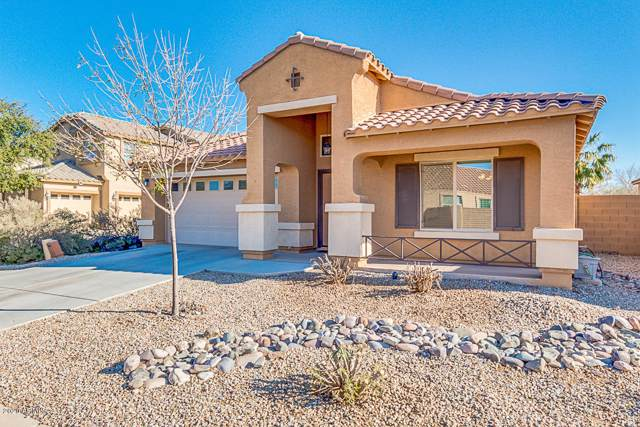 20925 N Danielle Avenue, Maricopa, AZ 85138 (MLS #6029904) :: Openshaw Real Estate Group in partnership with The Jesse Herfel Real Estate Group