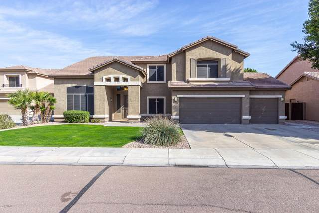 21731 N 86TH Drive, Peoria, AZ 85382 (MLS #6029918) :: The Laughton Team