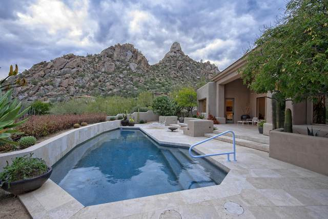 10040 E Happy Valley Road #2018, Scottsdale, AZ 85255 (MLS #6029920) :: The Results Group