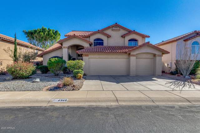 6309 W Lone Cactus Drive, Glendale, AZ 85308 (MLS #6029926) :: Kortright Group - West USA Realty