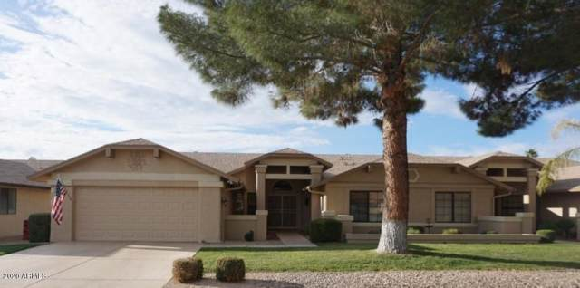 13051 W Blue Sky Drive, Sun City West, AZ 85375 (MLS #6029971) :: Riddle Realty Group - Keller Williams Arizona Realty