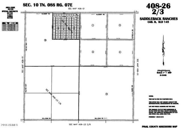 101 S Toltec Road, Eloy, AZ 85131 (MLS #6029982) :: Riddle Realty Group - Keller Williams Arizona Realty
