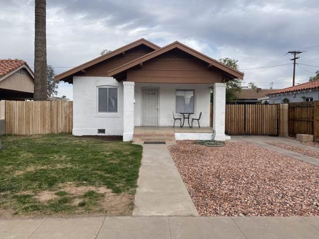 1344 E Moreland Street, Phoenix, AZ 85006 (MLS #6029985) :: Riddle Realty Group - Keller Williams Arizona Realty