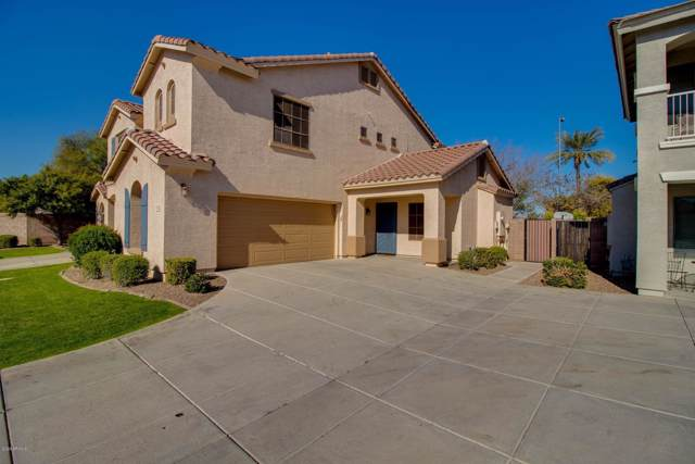 1018 E Iris Drive, Chandler, AZ 85286 (MLS #6029987) :: Devor Real Estate Associates