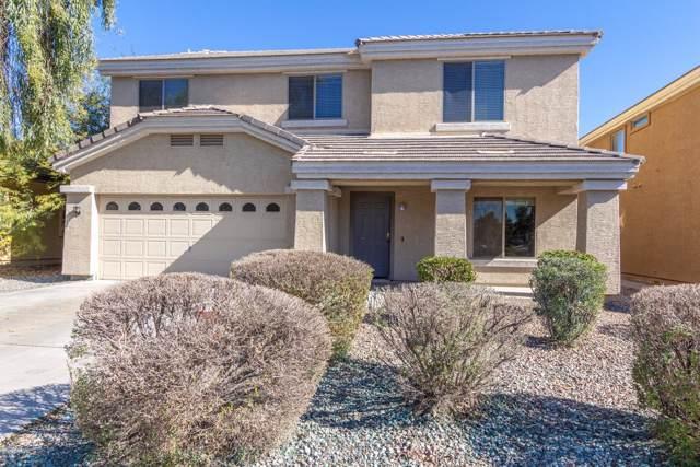 5317 S 239TH Drive, Buckeye, AZ 85326 (MLS #6030001) :: The W Group