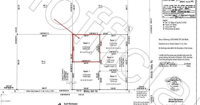 xxxx N Opal Road, Maricopa, AZ 85139 (MLS #6030016) :: Klaus Team Real Estate Solutions