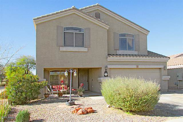 306 N 21ST Circle, Coolidge, AZ 85128 (MLS #6030049) :: Kortright Group - West USA Realty
