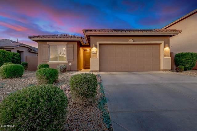 19624 W Jefferson Street, Buckeye, AZ 85326 (MLS #6030193) :: Riddle Realty Group - Keller Williams Arizona Realty
