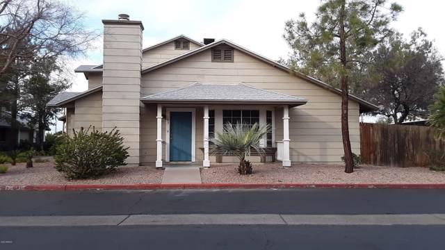 10101 N 91ST Avenue #83, Peoria, AZ 85345 (MLS #6030352) :: Devor Real Estate Associates