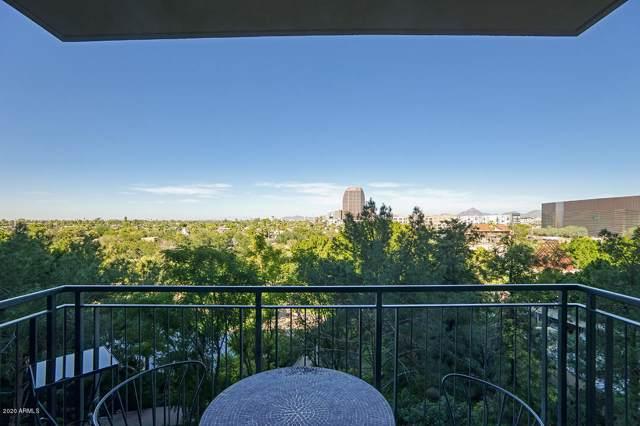 200 W Portland Street #518, Phoenix, AZ 85003 (MLS #6030381) :: The W Group