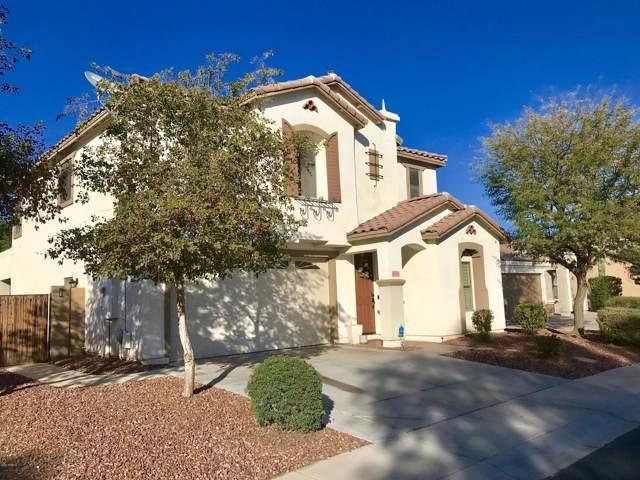25848 W Burgess Lane, Buckeye, AZ 85326 (MLS #6030417) :: The Daniel Montez Real Estate Group