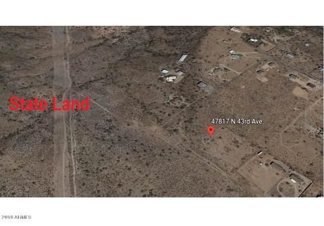 47817 N 43RD Avenue, New River, AZ 85087 (MLS #6030431) :: The Laughton Team