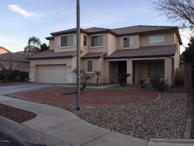 10427 W Edgemont Drive, Avondale, AZ 85392 (MLS #6030438) :: The Kenny Klaus Team