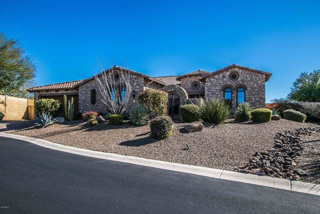 8617 E Jensen Street, Mesa, AZ 85207 (MLS #6030556) :: Riddle Realty Group - Keller Williams Arizona Realty