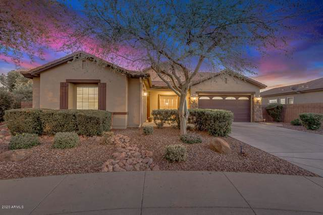 1971 E Yellowstone Place, Chandler, AZ 85249 (MLS #6030609) :: Brett Tanner Home Selling Team
