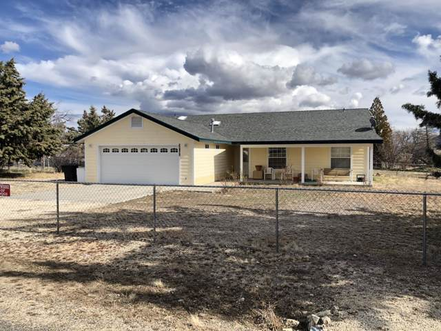 18531 S Anna Smith Road, Peeples Valley, AZ 86332 (MLS #6030647) :: Klaus Team Real Estate Solutions