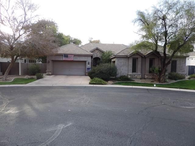 1902 S Los Altos Drive, Chandler, AZ 85286 (MLS #6030656) :: The W Group