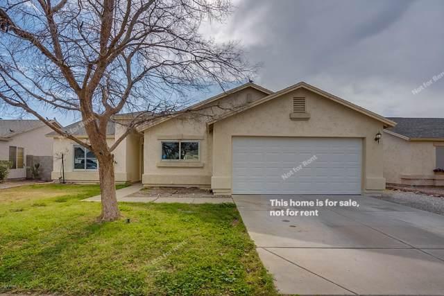 1349 E Desert Fern Trail, Casa Grande, AZ 85122 (MLS #6030688) :: Kortright Group - West USA Realty