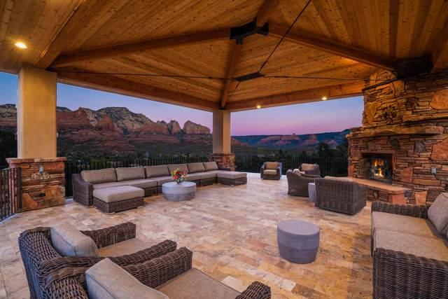 215 Shadow Rock Drive, Sedona, AZ 86336 (MLS #6030733) :: The Andersen Group