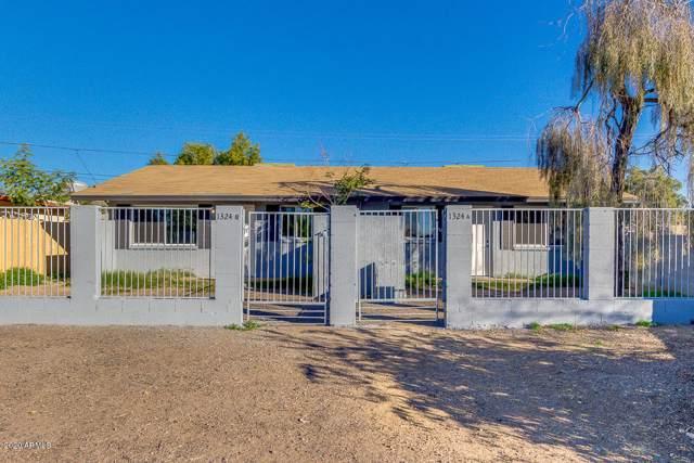 1324 E Peoria Avenue A/B, Phoenix, AZ 85020 (MLS #6030781) :: Kortright Group - West USA Realty