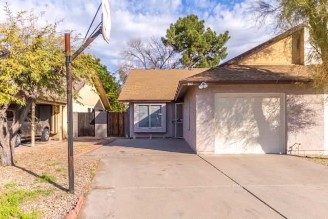 952 W Emelita Circle, Mesa, AZ 85210 (MLS #6030818) :: Brett Tanner Home Selling Team