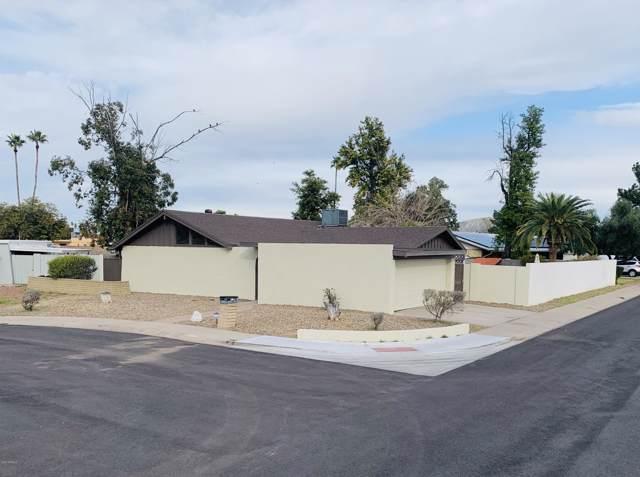 3716 W Peoria Avenue, Phoenix, AZ 85029 (MLS #6030875) :: Devor Real Estate Associates