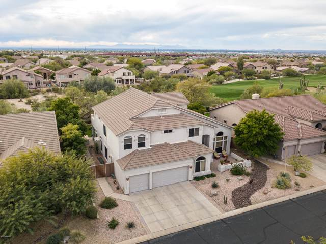 3430 N Mountain Ridge #18, Mesa, AZ 85207 (MLS #6030912) :: Conway Real Estate