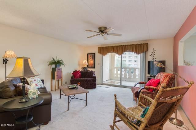 7920 E Camelback Road #203, Scottsdale, AZ 85251 (MLS #6030926) :: Brett Tanner Home Selling Team