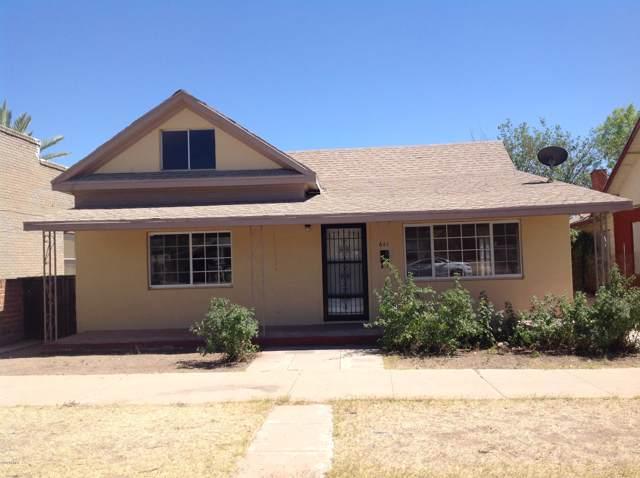641 E 8TH Street, Douglas, AZ 85607 (MLS #6030934) :: Brett Tanner Home Selling Team