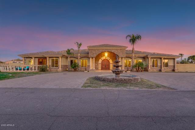 14423 N 73RD Lane, Peoria, AZ 85381 (MLS #6030992) :: Riddle Realty Group - Keller Williams Arizona Realty