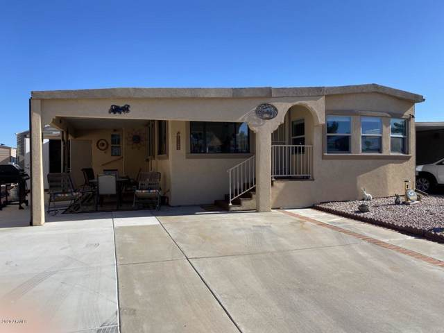 17200 W Bell Road #227, Surprise, AZ 85374 (MLS #6031102) :: The Ramsey Team