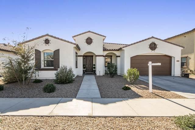22731 E Parkside Drive, Queen Creek, AZ 85142 (MLS #6031103) :: Dijkstra & Co.