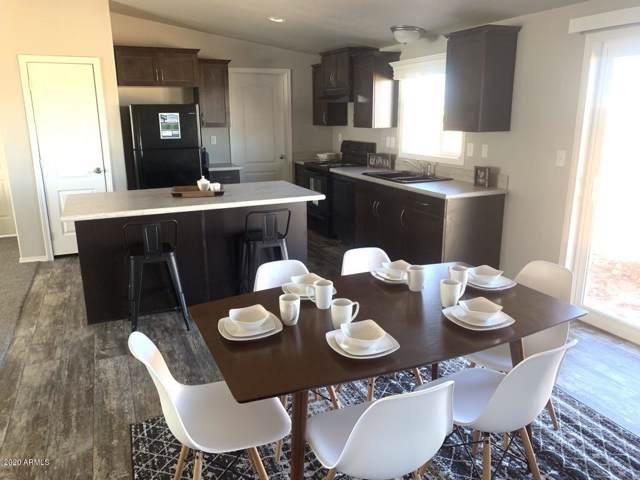 803 N Snowflake Heights Boulevard, Snowflake, AZ 85937 (MLS #6031105) :: Brett Tanner Home Selling Team