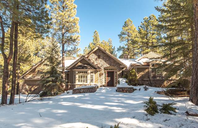3692 Griffiths Spring Spring, Flagstaff, AZ 86001 (MLS #6031178) :: The Daniel Montez Real Estate Group