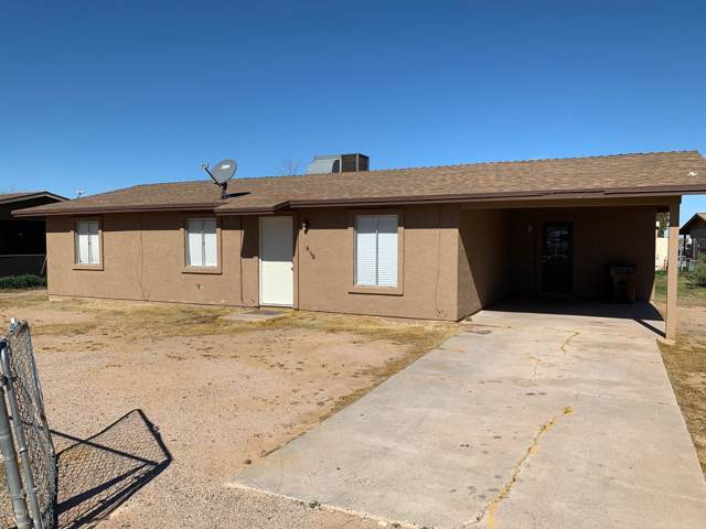 408 W Battaglia Road, Eloy, AZ 85131 (MLS #6031221) :: Brett Tanner Home Selling Team