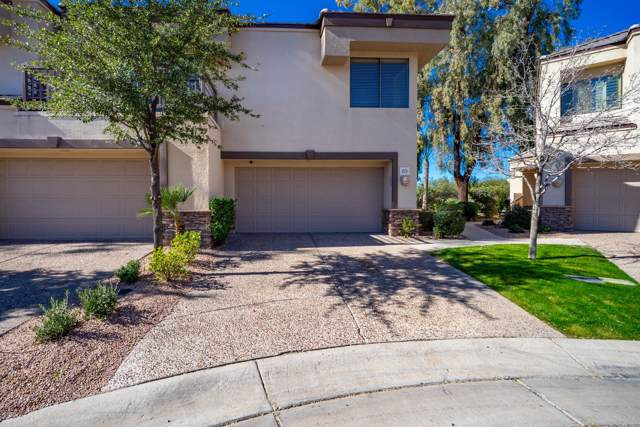 7272 E Gainey Ranch Road #65, Scottsdale, AZ 85258 (MLS #6031230) :: Riddle Realty Group - Keller Williams Arizona Realty