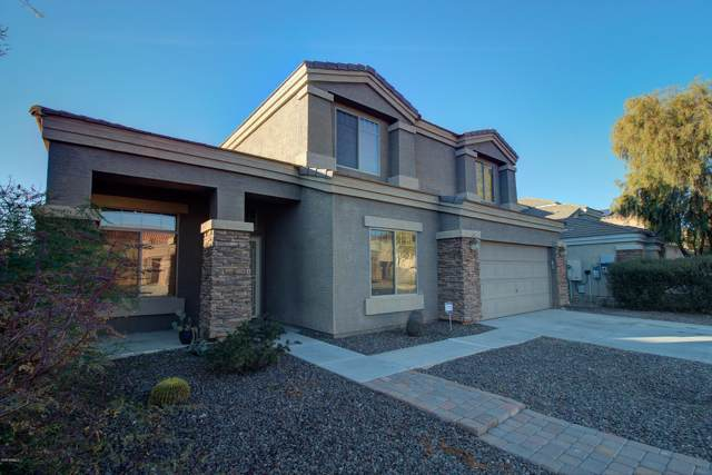 1271 W Beacon Court, Casa Grande, AZ 85122 (MLS #6031285) :: My Home Group