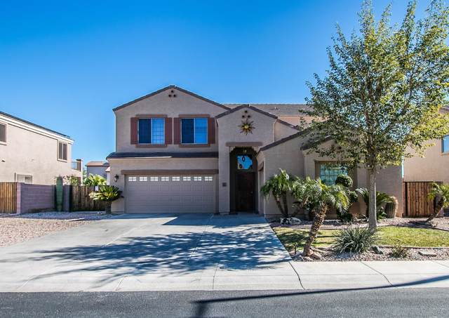 1859 S 219TH Drive, Buckeye, AZ 85326 (MLS #6031312) :: Brett Tanner Home Selling Team
