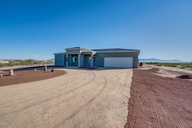 25553 S 185TH Avenue, Buckeye, AZ 85326 (MLS #6031418) :: Riddle Realty Group - Keller Williams Arizona Realty