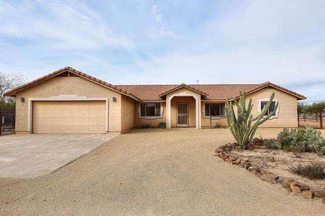 2331 W Irvine Road, Phoenix, AZ 85086 (MLS #6031487) :: Revelation Real Estate