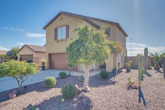 4661 W Lemon Avenue, Coolidge, AZ 85128 (MLS #6031560) :: Arizona Home Group