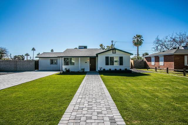 3145 E Mulberry Drive, Phoenix, AZ 85016 (MLS #6031563) :: The W Group