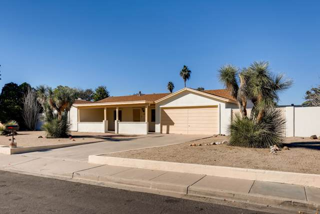 1458 W Wood Drive, Phoenix, AZ 85029 (MLS #6031581) :: RE/MAX Desert Showcase