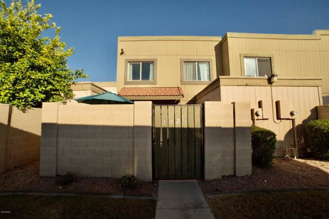 1020 E Diamond Drive, Tempe, AZ 85283 (MLS #6031591) :: My Home Group