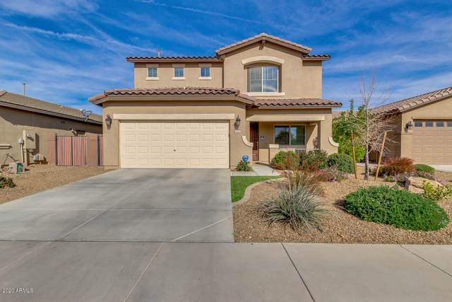 1420 W Nectarine Avenue, Queen Creek, AZ 85140 (MLS #6031596) :: Riddle Realty Group - Keller Williams Arizona Realty