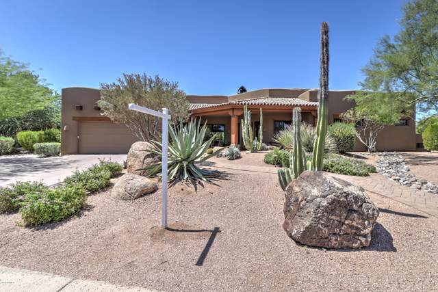 27220 N Quintana Drive, Rio Verde, AZ 85263 (MLS #6031636) :: The Everest Team at eXp Realty